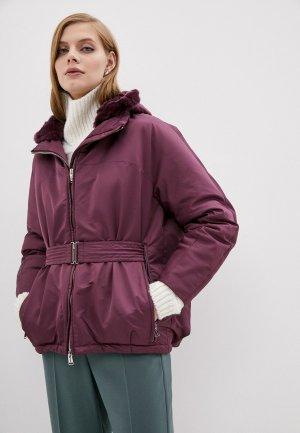 Куртка утепленная Add. Цвет: фиолетовый
