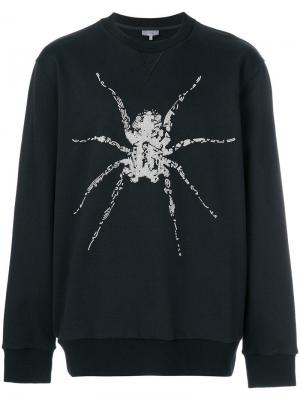 Толстовка tarantula Lanvin. Цвет: черный