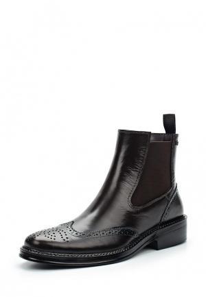Резиновые ботинки Keddo. Цвет: коричневый