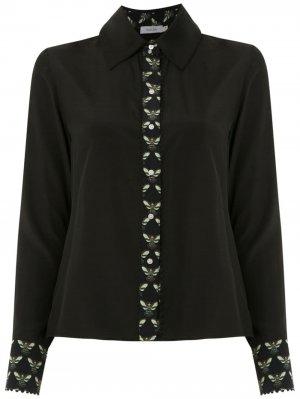 Рубашка Lolô Isolda. Цвет: черный