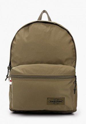 Рюкзак Eastpak. Цвет: хаки