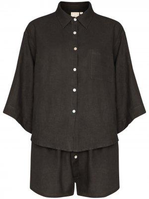 Пижама  03 Deiji Studios. Цвет: серый