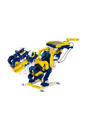 Опыты робот 12 в 1 BONDIBON. Цвет: синий