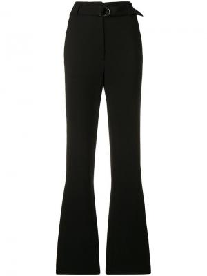 Morgan flared trousers A.L.C.. Цвет: черный