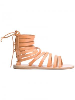 Сандалии Galatia Ancient Greek Sandals. Цвет: нейтральные цвета