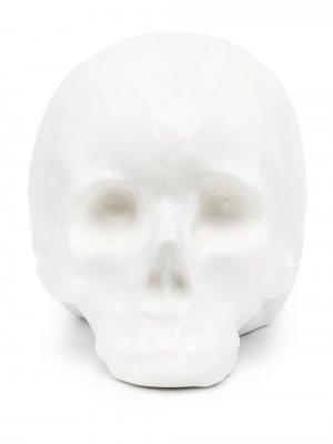 Декоративная фигурка Skull Seletti. Цвет: белый