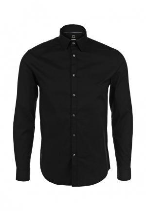 Рубашка Celio. Цвет: черный