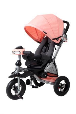 Велосипед-коляска MOBY KIDS. Цвет: персиковый