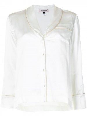 Пижама Backstage Gilda & Pearl. Цвет: белый