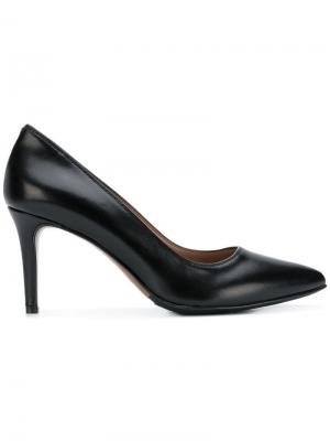 Pointed toe pumps Albano. Цвет: черный
