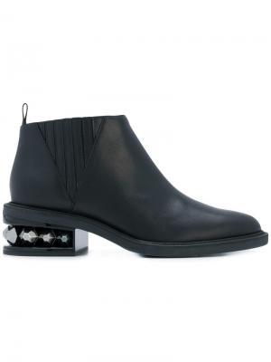 Ботинки челси Suzi Nicholas Kirkwood. Цвет: черный