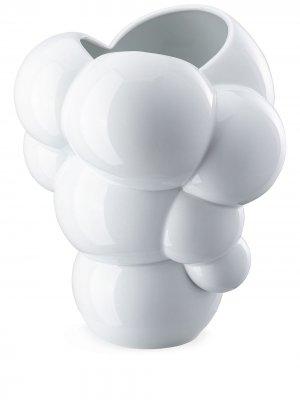 Ваза 26cm Skum White Rosenthal. Цвет: белый