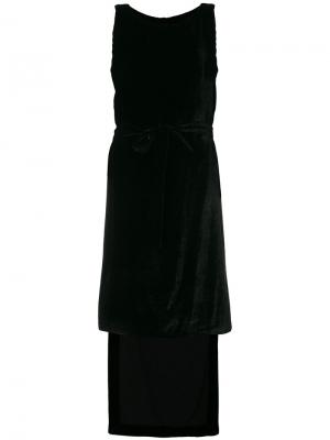 Drop back dress Gareth Pugh. Цвет: черный