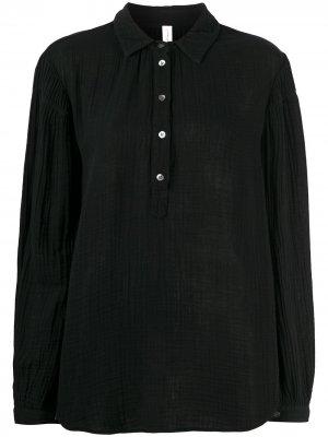 Блузка Empress Raquel Allegra. Цвет: черный