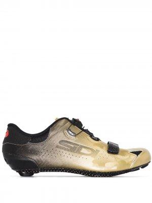 Велосипедные туфли Sixty SIDI. Цвет: золотистый