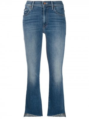 Укороченные джинсы Wild Game Mother. Цвет: синий