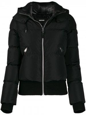 Куртка-пуховик Aubrie Mackage. Цвет: черный