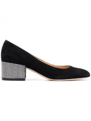 Туфли-лодочки Virginia Sergio Rossi. Цвет: черный