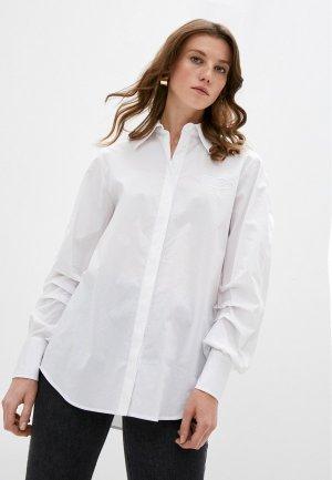 Рубашка Iceberg. Цвет: белый