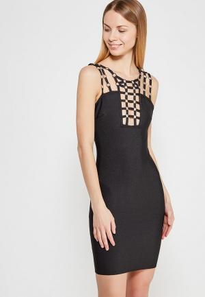 Платье Paccio. Цвет: черный