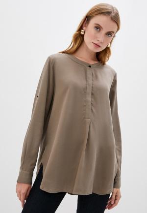 Блуза Trussardi Jeans. Цвет: бежевый
