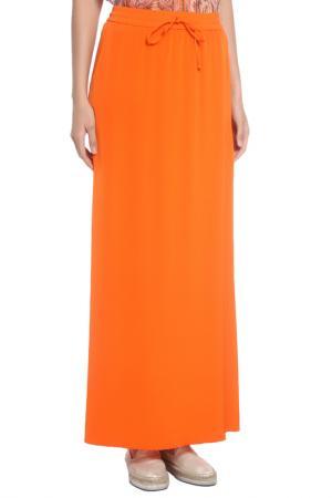Юбка P.A.R.O.S.H.. Цвет: оранжевый