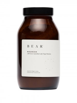 Питательный порошок BEAR. Цвет: черный