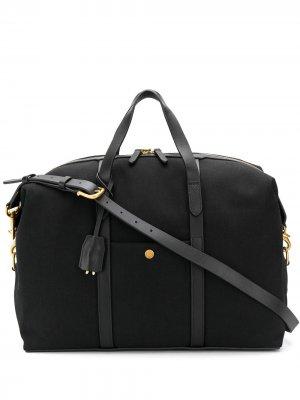 Дорожная сумка MS Avail Mismo. Цвет: черный