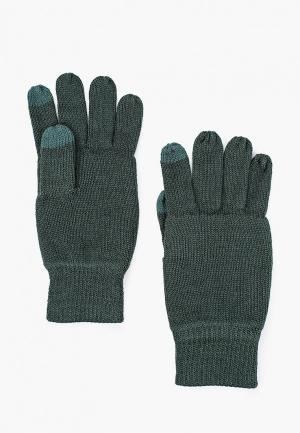 Перчатки Only & Sons. Цвет: зеленый