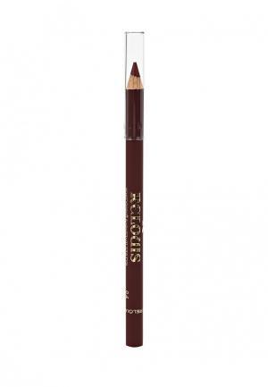 Карандаш для губ Relouis. Цвет: коричневый