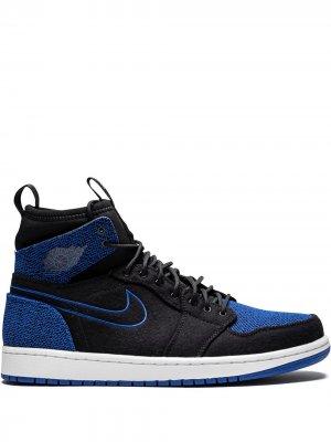 Кроссовки Air  1 Retro Ultra High Jordan. Цвет: синий