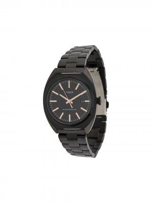 Наручные часы Milano XL 40 мм TIMEX. Цвет: черный