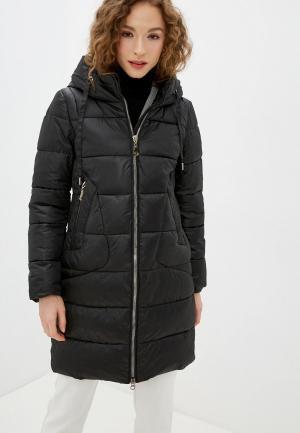 Куртка утепленная Winzor. Цвет: черный