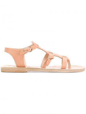 Сандалии Grace Kelly Ancient Greek Sandals. Цвет: нейтральные цвета