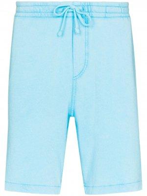 Спортивные шорты Polo Ralph Lauren. Цвет: синий