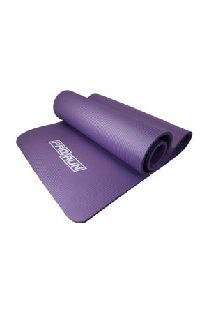 Коврик для фитнеса PRORUN. Цвет: фиолетовый