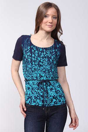 Блуза VALERIA LUX. Цвет: микс