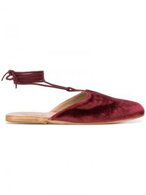 Сандалии Epithymia Ancient Greek Sandals. Цвет: розовый