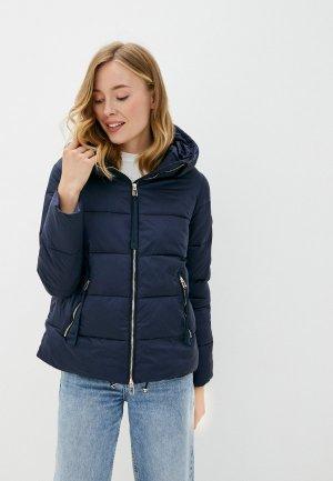 Куртка утепленная Joop!. Цвет: синий