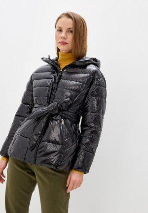 Куртка утепленная Tantra. Цвет: черный