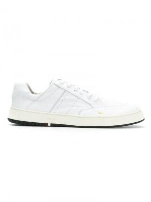 Panelled sneakers Osklen. Цвет: белый