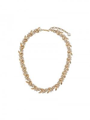 Ожерелье 1960-х годов Susan Caplan Vintage. Цвет: золотистый