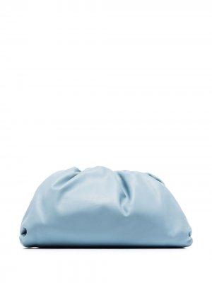 Клатч  Pouch Bottega Veneta. Цвет: синий