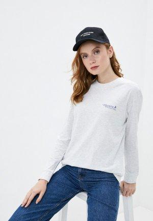 Лонгслив Cotton On. Цвет: серый