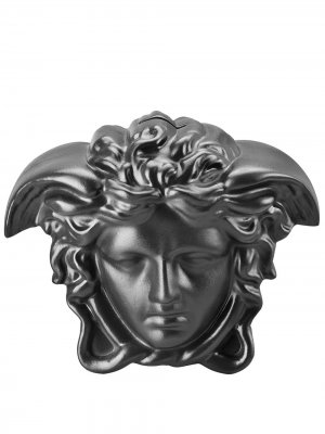 Копилка Break the Bank Medusa Versace Home. Цвет: серебристый