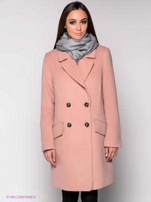 Пальто MEXX. Цвет: кремовый