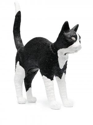 Лампа Jobby the Cat Seletti. Цвет: черный