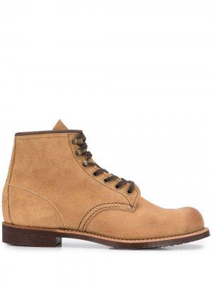 Ботинки Blacksmith Red Wing Shoes. Цвет: нейтральные цвета