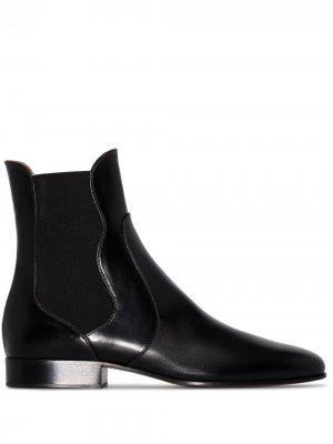 Ботинки челси Chloé. Цвет: черный