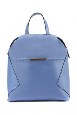 Рюкзак Braccialini. Цвет: голубой